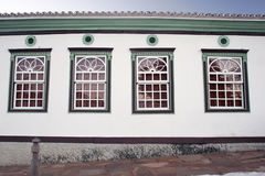 Colonial house brazil Royalty Free Stock Photography