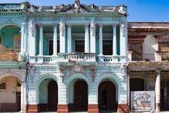 Colonial architectur, Havana, Cuba stock images