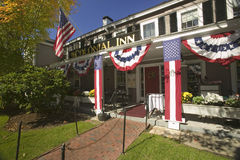 Colonial Inn 1716, Concord, Massachusetts, New England Royalty Free Stock Images