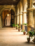 Colonial palace in Old Havana Stock Photography