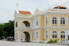 colonial penang d'architecture Photos libres de droits