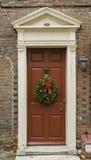 Colonial Philadelphia Doorway Stock Photo