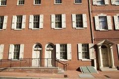 Colonial Philadelphia Stock Photos