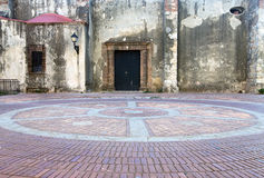Colonial Plaza at Santo Domingo, Dominican Republic Stock Photography