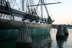 Colonial ship 2 Royalty Free Stock Images