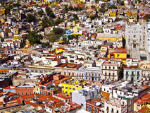 Colonial Town of Guanajuato Mexico Royalty Free Stock Images