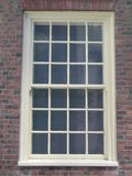 Colonial Window Royalty Free Stock Photography