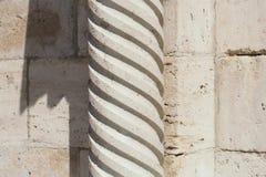 Colonna alta antica Fotografia Stock Libera da Diritti
