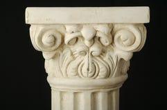 Colonna antica della colonna Immagine Stock
