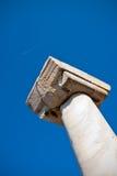Colonna antica - Ephesus Immagine Stock