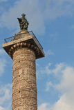 Colonna Antonina Stockbilder