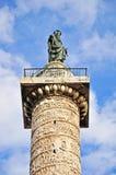 Colonna Antonina, Roma. Italy Imagem de Stock