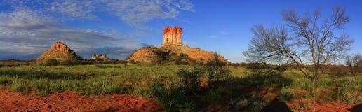Colonna degli alloggiamenti, territorio settentrionale, Australia Immagine Stock Libera da Diritti