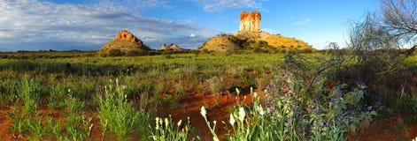 Colonna degli alloggiamenti, territorio settentrionale, Australia Immagini Stock Libere da Diritti