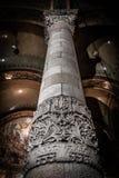 Colonna del cuore di Sagrat Immagini Stock Libere da Diritti