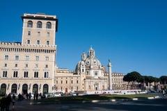 Colonna del Trajan Fotografia Stock