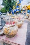 Colonna della città di Khonkaen, Tailandia Fotografia Stock