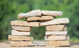 Colonna della pietra Immagini Stock Libere da Diritti