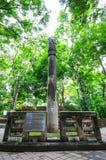 Colonna di Asoke Fotografia Stock
