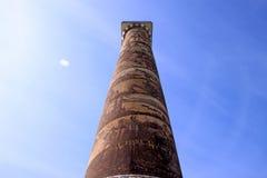 Colonna di Astoria Oregon fotografia stock libera da diritti