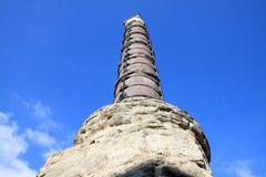 Colonna di Constantine Immagini Stock Libere da Diritti