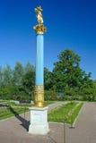 Colonna di cristallo Fotografia Stock Libera da Diritti