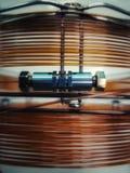 Colonna di gascromatografia Fotografia Stock Libera da Diritti
