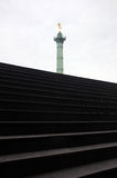 Colonna di luglio delle Bastille Fotografia Stock