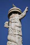 Colonna di marmo Fotografia Stock Libera da Diritti