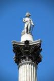 Colonna di Nelsonâs Fotografia Stock Libera da Diritti