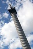 Colonna di Nelsons Fotografia Stock