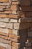 Colonna di pietra Immagine Stock