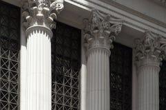 colonna di pietra Fotografia Stock