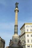 Colonna di Roma fotografia stock
