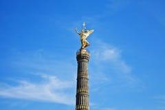 Colonna di vittoria, Berlino Immagine Stock