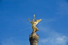 Colonna di vittoria, Berlino Immagini Stock Libere da Diritti