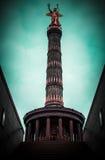 Colonna di vittoria, Berlino Fotografie Stock Libere da Diritti