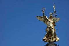 Colonna di vittoria di Berlino (Siegessaeule) Immagini Stock Libere da Diritti