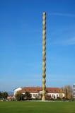 Colonna infinita di Constantin Brancusi Fotografie Stock Libere da Diritti