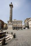 Colonna Roma italy da praça Imagens de Stock
