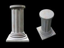 Colonna romana Immagini Stock Libere da Diritti