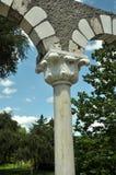 Colonna romana o greca Fotografia Stock