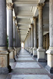Colonnade Royalty Free Stock Photography