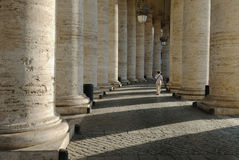Colonnade Stock Photography