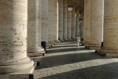 colonnade Arkivbild