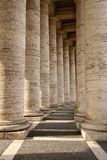 Colonnade Royalty Free Stock Images