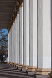 Colonnade Royalty-vrije Stock Fotografie
