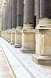 Colonnade Royalty Free Stock Photos