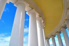 colonnade Royaltyfria Foton