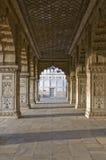 Colonnade Royalty-vrije Stock Afbeeldingen